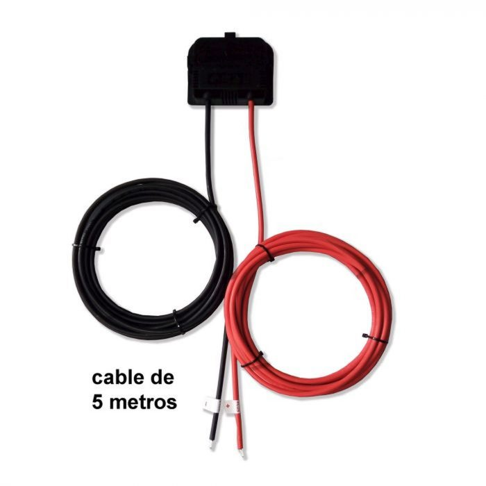 Cable Solar 4mm